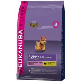 Eukanuba PUPPY/JUNIOR small - 1kg