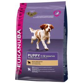 Eukanuba PUPPY/JUNIOR lamb - 2,5kg