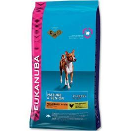 Eukanuba MATURE/SENIOR medium - 15kg