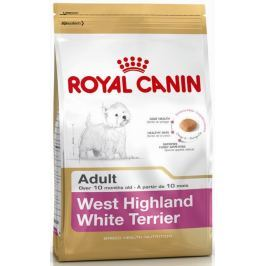 Royal Canin West Highland White Terrier - 500g