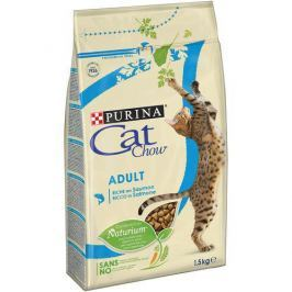 PURINA cat chow ADULT losos - 1,5kg