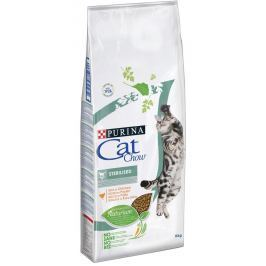 PURINA cat chow STERILIZED - 1,5kg