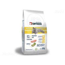ONTARIO cat INDOOR - 2 kg