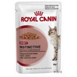 Royal Canin kapsa INSTINCTIVE v sosu - 85g