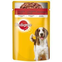 PEDIGREE kapsa 100g - Junior kuřecí maso s rýží v želé