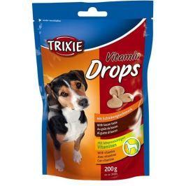 Trixie pochoutka dog SCHINKENdrops - 200g
