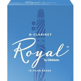 D'Addario Rico Royal Bb Clarinet 2,5, 10