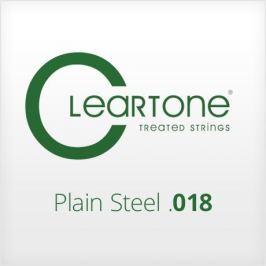 Cleartone Plain Steel .018