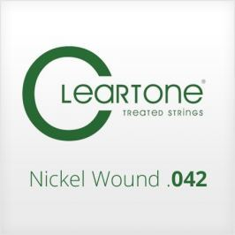 Cleartone Nickel Wound .042