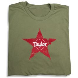 Taylor Star T-Shirt Olive XXL