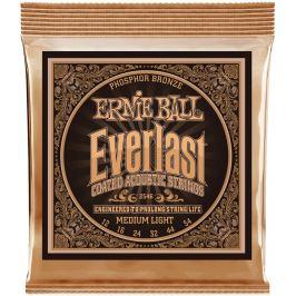 Ernie Ball Everlast Phosphor Bronze Medium Light