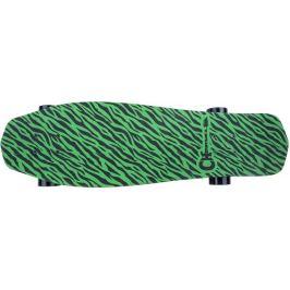 Charvel Green Bengal Stripe Skateboard