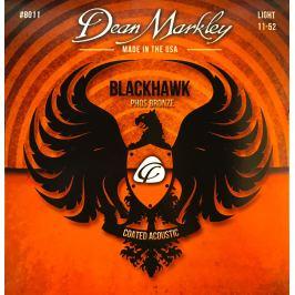 Dean Markley 8011 LT 11-52 Blackhawk Pure Bronze