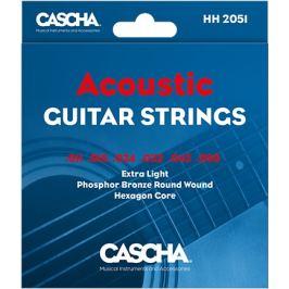 Cascha Premium Acoustic Guitar Strings