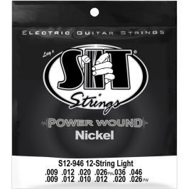 SIT Power Wound 12string 9-46