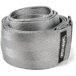 Dunlop Deluxe Seatbelt Strap Grey