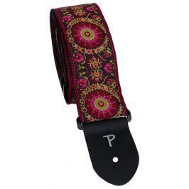 Perri's Leathers 7140 Jacquard Oriental Purple