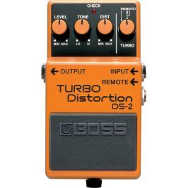 Boss DS-2 Distortion, overdrive, boost