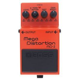 Boss MD-2 Distortion, overdrive, boost