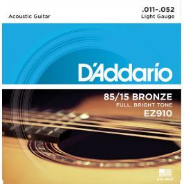 D'Addario EZ910 Tvrdost .011