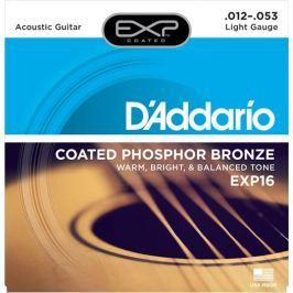 D'Addario EXP16 Tvrdost .012
