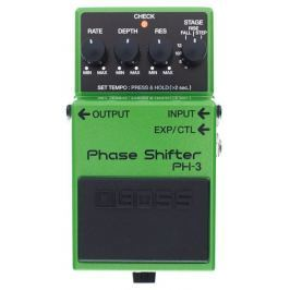 Boss PH-3 Chorus, flanger, phaser