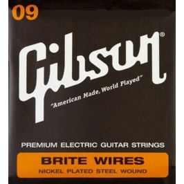 Gibson Brite Wires Ultra Light Mediums Tvrdost .009