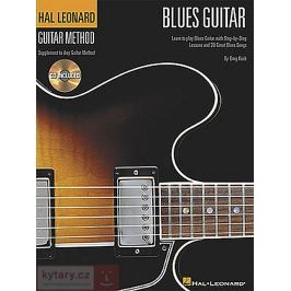MS Hal Leonard Guitar Method Blues Guitar
