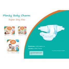 Ontex Turnov Vzorek Plenek velikost 3 Baby Charm Super Dry flex