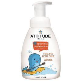 Dětské mýdlo na ruce ATTITUDE s vůní Sparkling Fun - s pumpičkou 295 ml