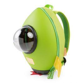Batůžek Raketoplán(zelená)