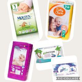Ontex Group Rodinné balení do porodnice.