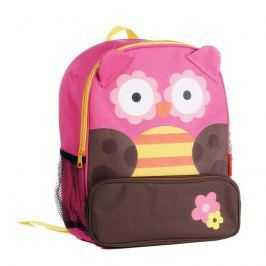 Pidilidi 6043 batoh dětský sova růžová