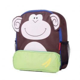 Pidilidi 6046 batoh dětský opice hnědá