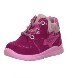 8f6339b78e18 Detail zboží · Superfit 0-00324-37 Dětské celoroční boty MEL červená 24