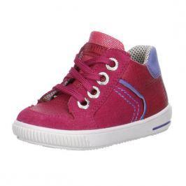 Superfit 0-00344-64 Dětské celoroční boty MOPPY růžová 20