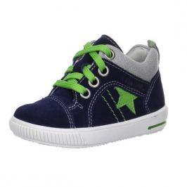Superfit 0-00353-81 Dětské celoroční boty MOPPY modrá 21