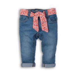 Minoti PRETTY 5 Kalhoty džínové dívčí holka 80/86