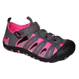 Bugga B118 sandále dětské vel. 27 až 35 růžová 32