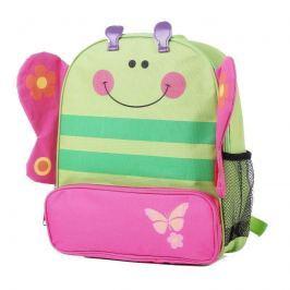 Pidilidi 6047 batoh dětský motýl zelená