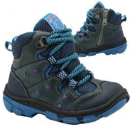 42345ca833a Porovnání Bugga B00142-04 boty dětské zimní modrá 23