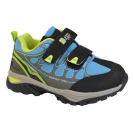 Bugga B00132-04 boty dětské softshell modrá 38