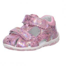 Superfit 2-00037-61 dívčí sandály FANNI růžová 21